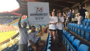 Birmingham, UK reveal 2022 Commonwealth Games Project (Birmingham 2022 Photo)