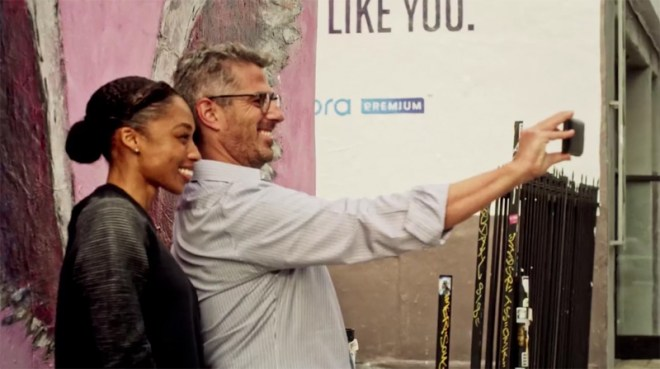 "Casey Wasserman and Allyson Felix snap a selfie in latest drop of LA 2024 video series ""What's Not In The Bid Book"""