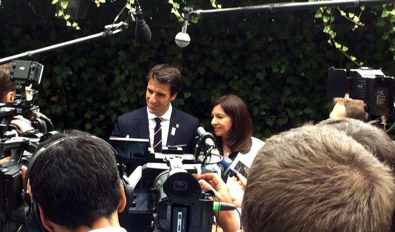 Mayor Hidalgo Confident of Paris 2024 Victory: 'We Will Win'