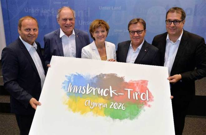 (Photo: Innsbruck 2026)