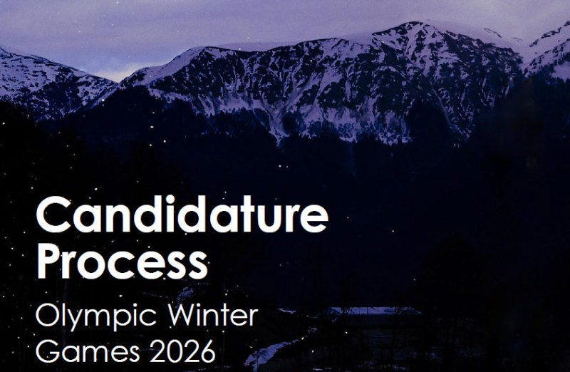 IOC Launches Overhauled 2026 Olympic Winter Games Bid Process