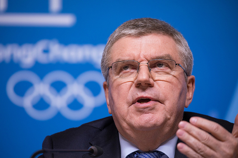 IOC President Bach Says Money, Not Trust In IOC Is Main Reason Voters Reject Olympic Bids