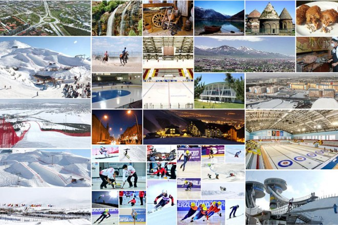 Erzurum points to experience as a key strength of Turkey's first Winter Games bid (Turkish Olympic Committee Image)