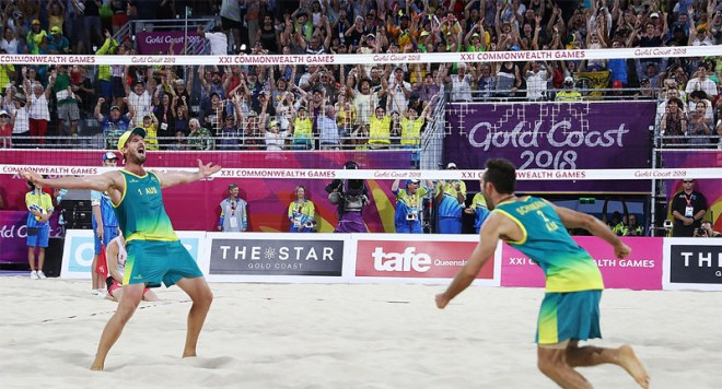 Gold Coast 2018 Commonwealth Games are underway in Australia (GC 2018 Photo)