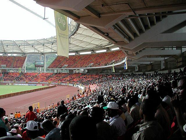 Abuja Stadium in Nigeria (Wikipedia Photo)