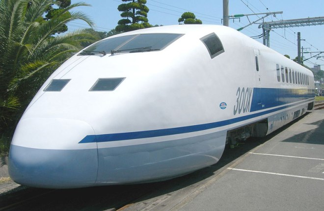 The extension of Japan's Shinkansen bullet train rail to Sapporo could make 2030 a better Winter Games opportunity (Wikipedia Photo)