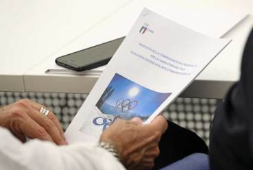 Italy's Deputy Prime Minister Pushes For Government To Support Milan-Cortina 2026 Olympic Winter Games Bid