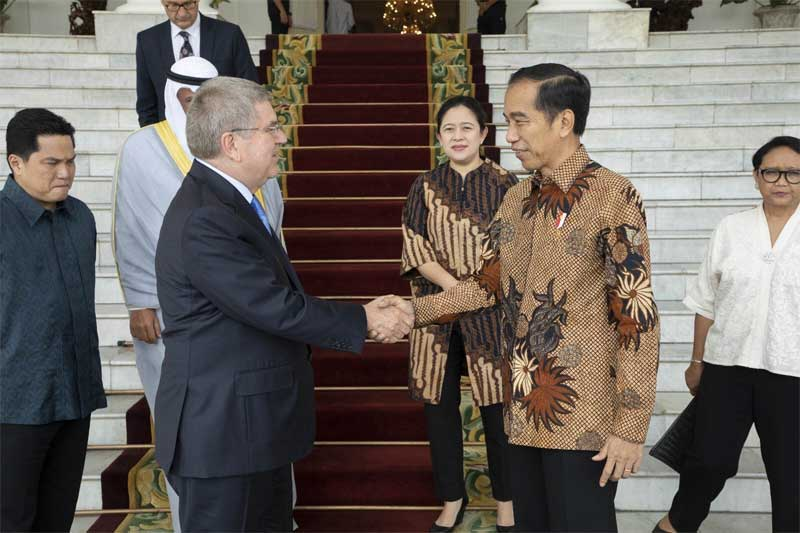 Indonesia's President Confirms Nation's Bid To Host 2032 Olympic Games