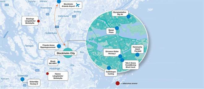 Stockholm 2026 Masterplan (Source: Stockholm 2026)