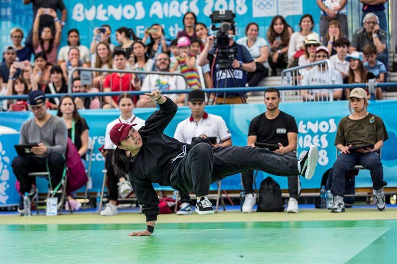 Breakdancing Recommended As New Sport At Paris 2024 Olympics By IOC Executive Board