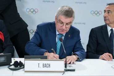 IOC President Bach Blames Stockholm Åre 2026 Loss On Lower Public Support