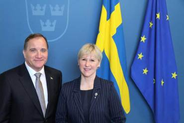 "Swedish Prime Minister Says ""It's Time"" For A Stockholm Åre 2026 Winter Olympics As Leaders Rally Behind Bid"