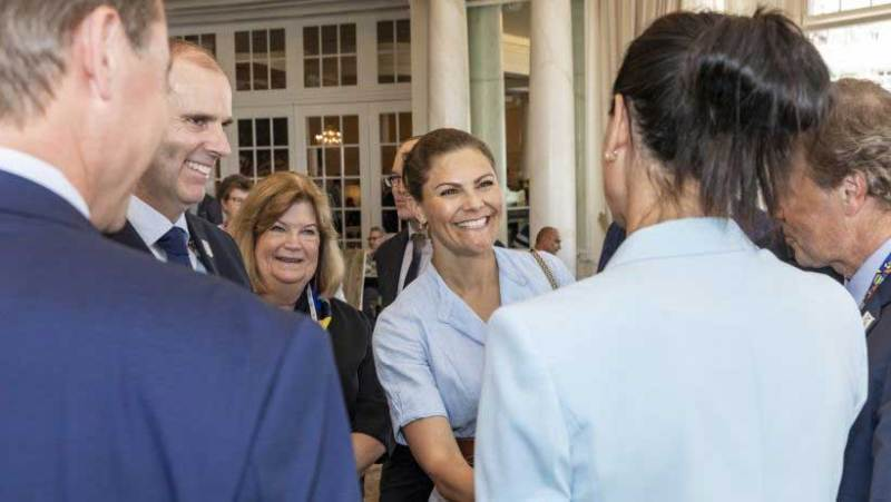 Sweden's Crown Princess Victoria Says Stockholm Åre 2026 Olympic Bid Can Deliver Exactly What The IOC Asks