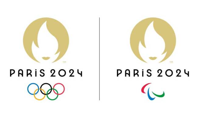 Paris 2024 Logo For the Olympic and Paralympic Games