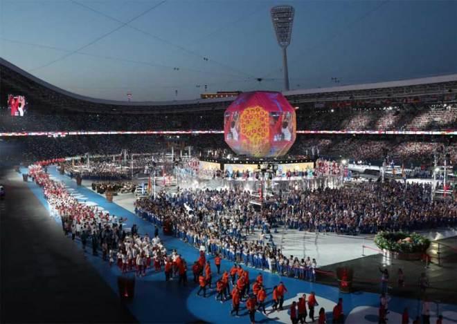 Minsk 2019 European Games Opening Ceremony (Minsk 2019 Photo)