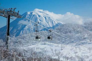 Niseko Ski Resort, About 100 km from Sapporo, could host Alpine events at 2030 Olympic Winter Games (Niseko Resort Photo)