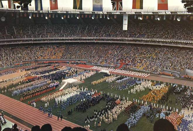 The Montreal 1976 Olympic Games were boycotted by 29 mostly-African nations