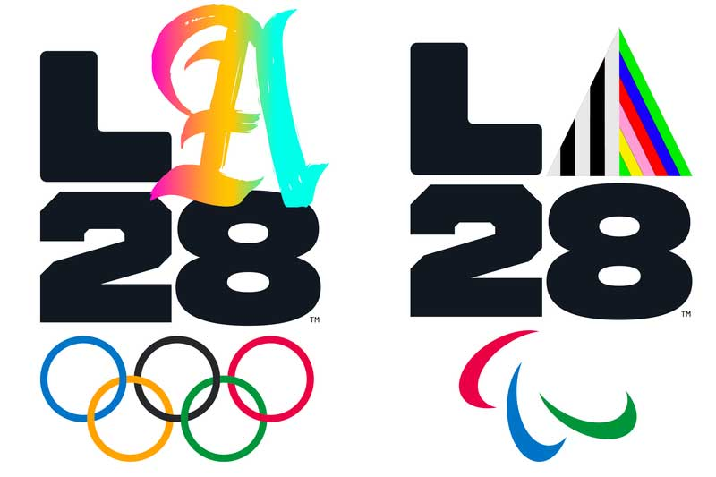 LA 2028 Reveals Olympics First Dynamic Games Logo With Diverse 'A'