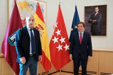 Madrid Mayor denies Spanish capital has joined 2036 Olympic bid race, but door is open