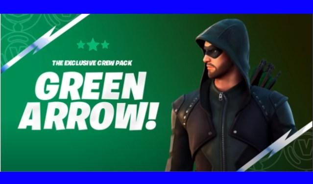 Green Arrow Fortnite