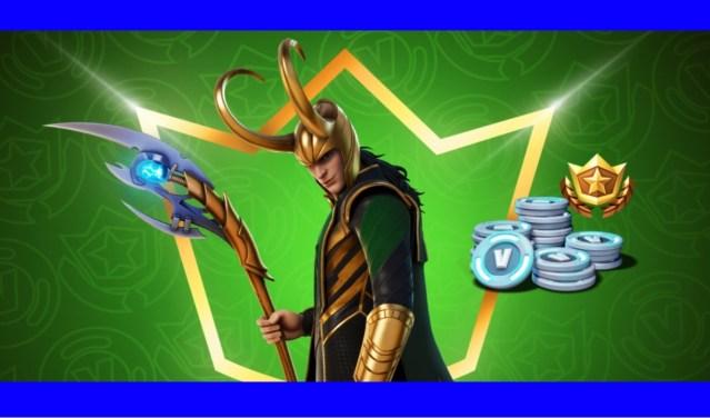 Loki Marvel Fortnite