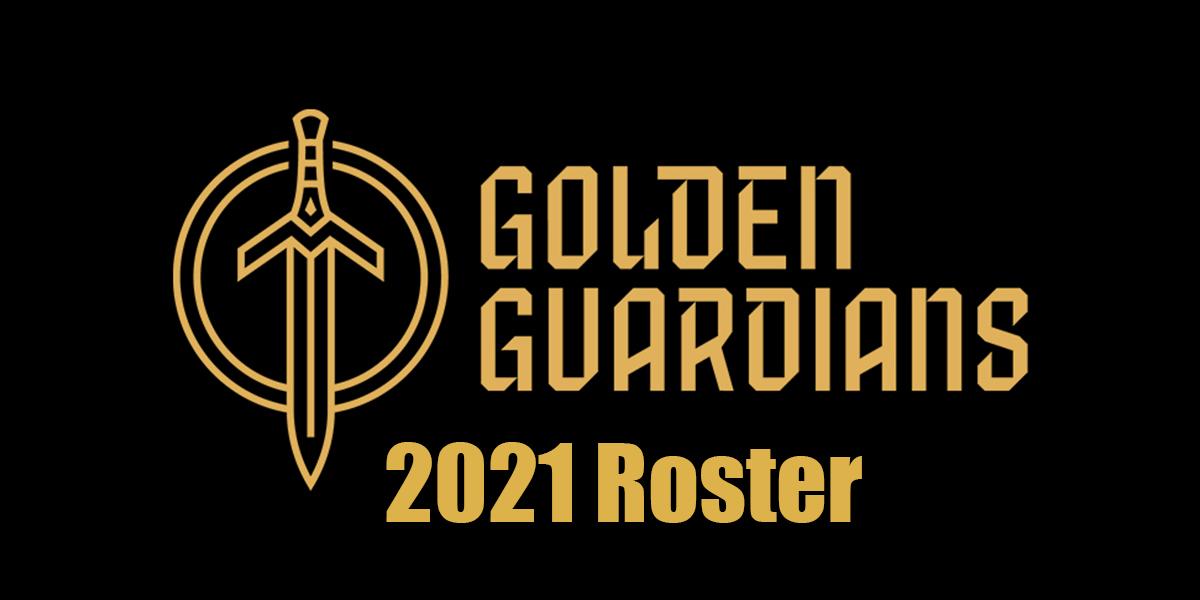 Golden Guardians Roster