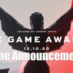 The Game Awards 2020 Game Announcements