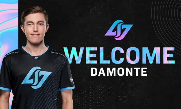 It's Tanner Time! CLG Damonte Is The Latest Roster Swap In A Split Already Filled With Them.