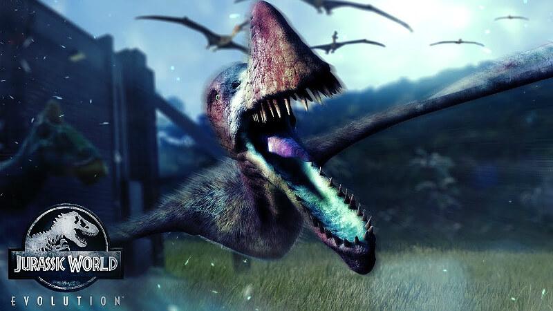 Jurassic World Evolution Crack Download Free  Gamescrackorg