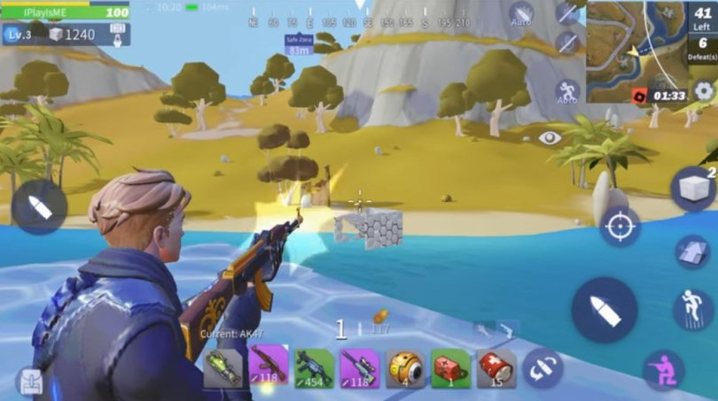 Creative Destruction Mod Apk Unlimited Everything
