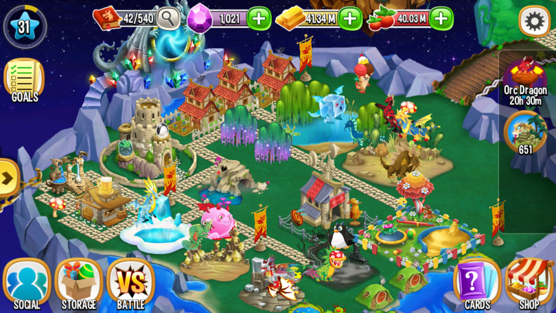 Dragon City Mod Apk 2019 Download