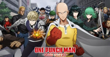 One Punch Man Road To Hero Mod Apk