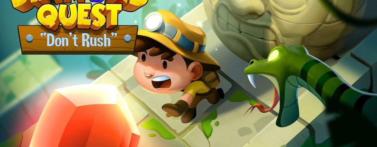 Diamond Quest Don't Rush Mod Apk