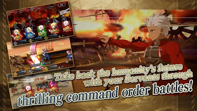 Fate Grand Order English Mod Apk