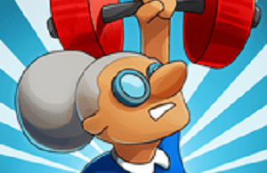 Idle Strong Granny Mod Apk
