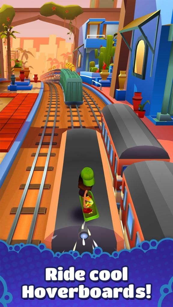 Train Riders Apk