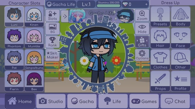 Gacha Life Old Version Apk