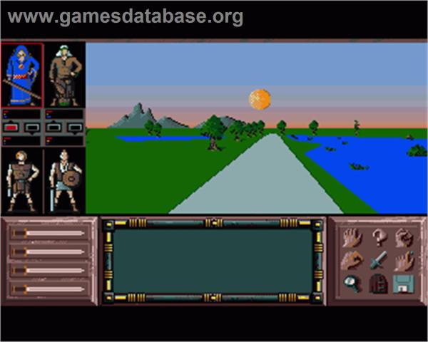 Goal Commodore Amiga Games Database - Year of Clean Water
