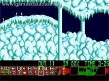 Lemmings Amiga - Year of Clean Water
