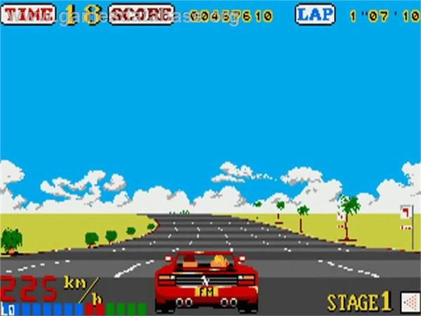 Amiga 500 Racing Games - Year of Clean Water
