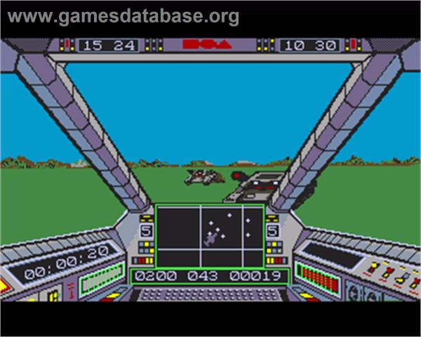 Nuclear War Commodore Amiga Games Database - Year of Clean Water