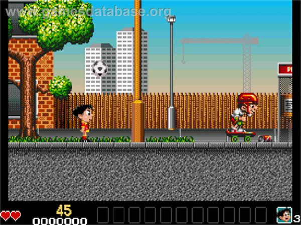 Amiga Games - Year of Clean Water