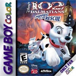 102 Dalmatians Puppies to the Rescue  Nintendo Game Boy