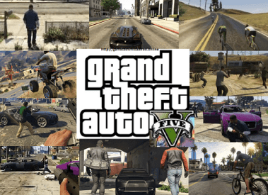 GTA 5 Pc Download Free Full Highly Compressed Game Torrent