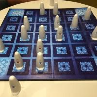 GAME🌐BLOG📺episode8🎲ガイスター②-プレイの巻-(ボードゲーム)