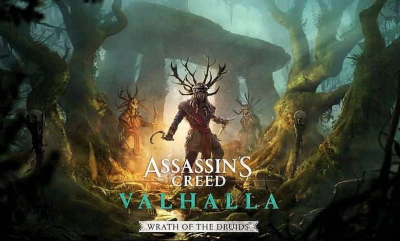 Το season pass του Assassin's Creed Valhalla μας ταξιδεύει στην Ιρλανδία και το Παρίσι