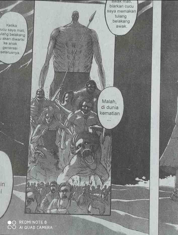 Τιτάνες με ρούχα στη Μαλαισία λόγω του νόμου περί τοπικής λογοκρισίας