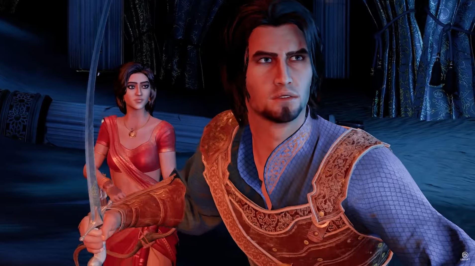 Αναβολή για το Prince Of Persia: The Sands Of Time Remake