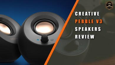 Creative Pebble V3 Review