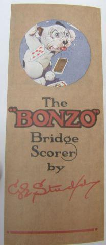 Bonzo Score Pad